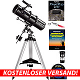 Orion SpaceProbe 130ST EQ Spiegelteleskop-Set